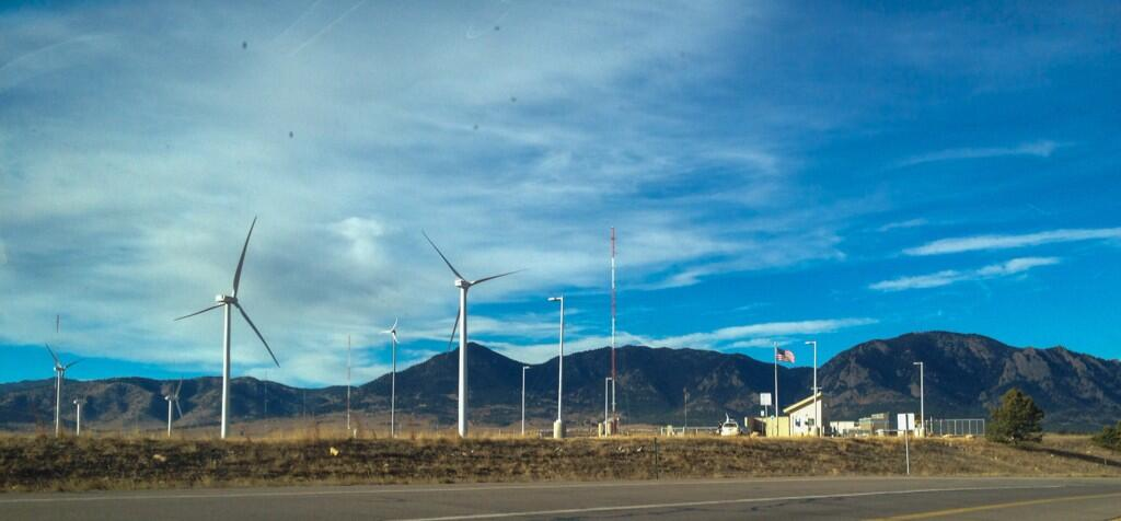 NREL Wind Technology Center