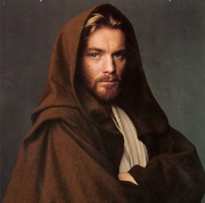 Obi Wan would have made a good environmental professional. Photo courtesy of Star Wars: Episode II Attack of the Clones special in Vanity Fair magazine.