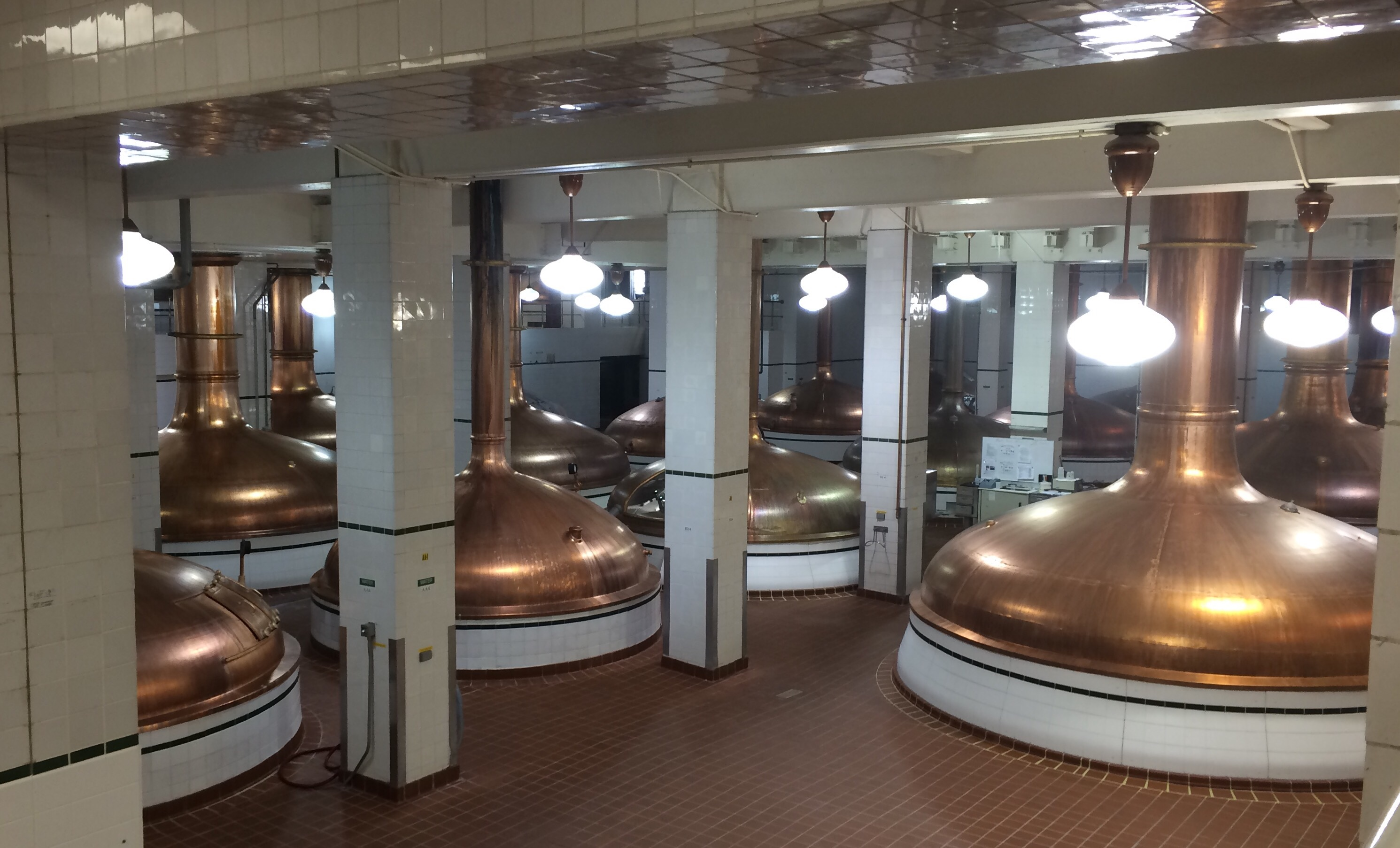 Part Of The Coors Brewery Tour, Golden, CO