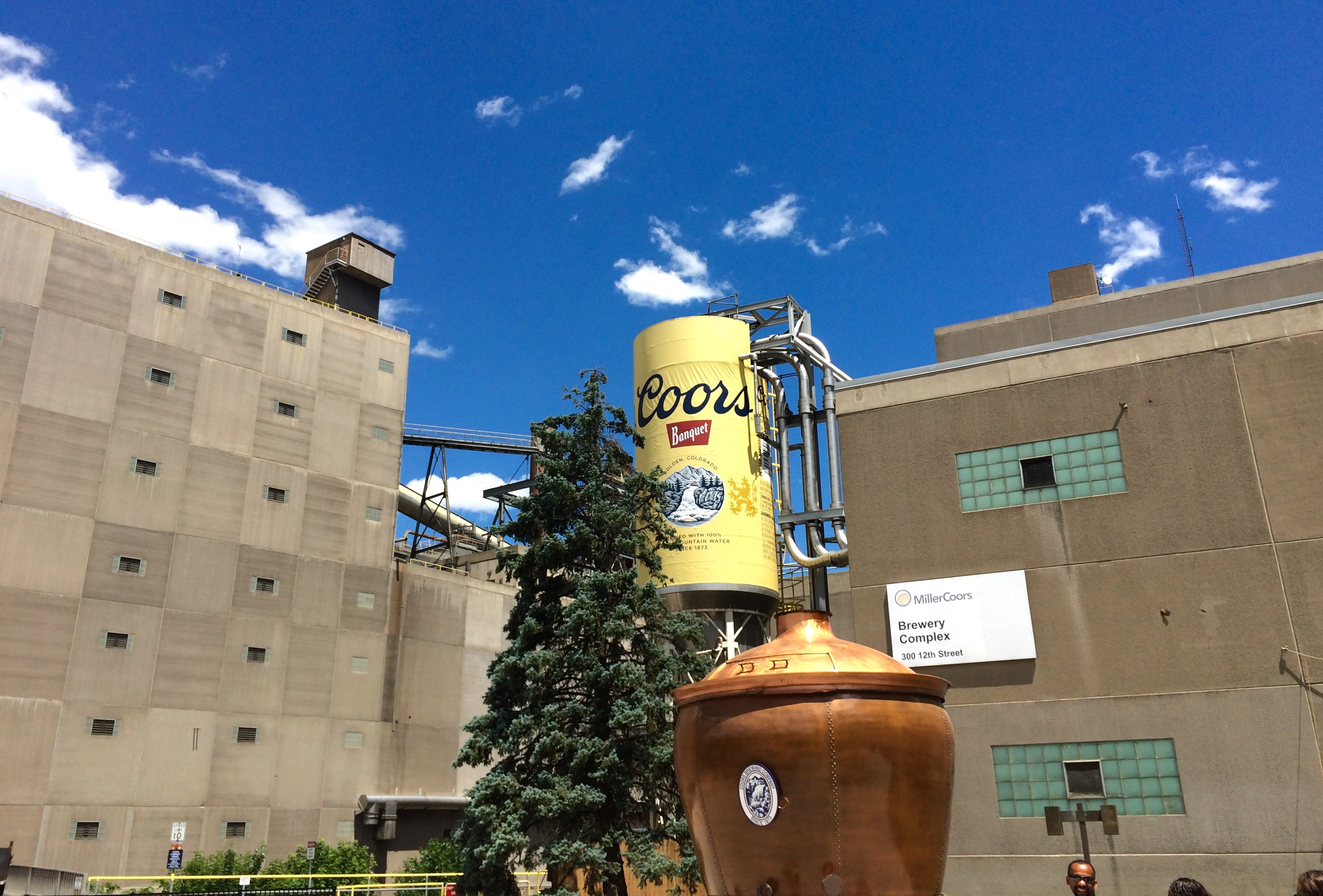Coors Brewery, Golden, CO