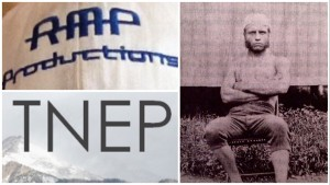 Various RMP Productions and TNEP avatars.